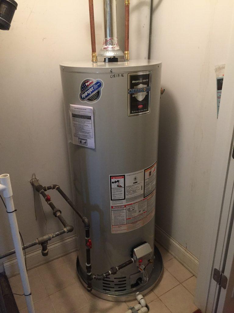 Hot Water Heater Service Vanguard